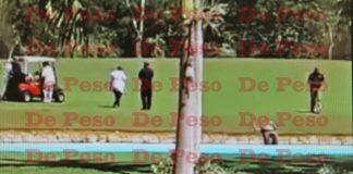 Un mozo asesina a otro en el Yucatán Country Club, de golf