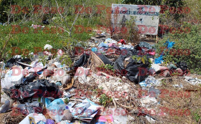 basureros sindicalizados de Progreso denuncian acoso y provocación