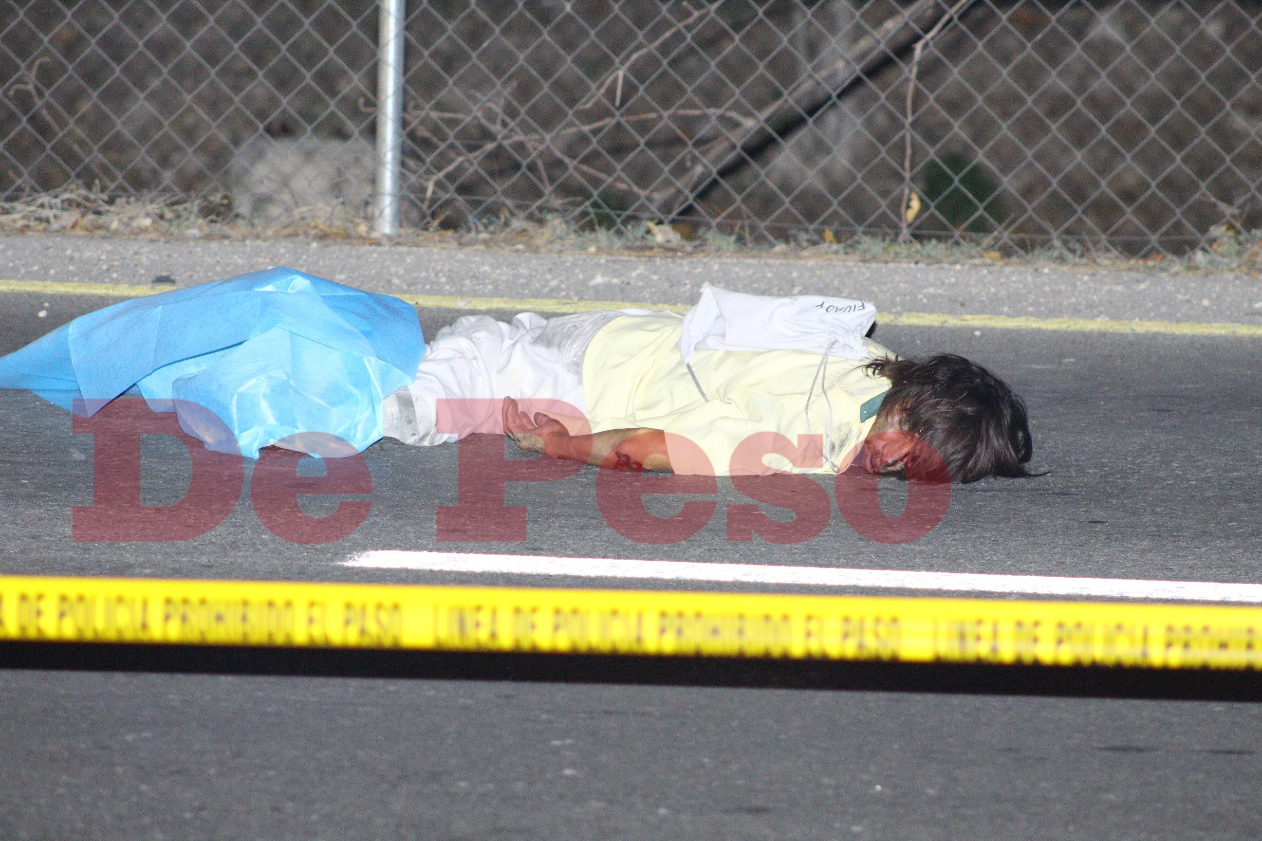 Muere peatón atropellado en anillo periférico de Mérida