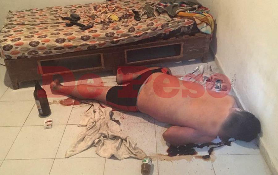 vecino de Kanasín se suicida de un balazo en la boca