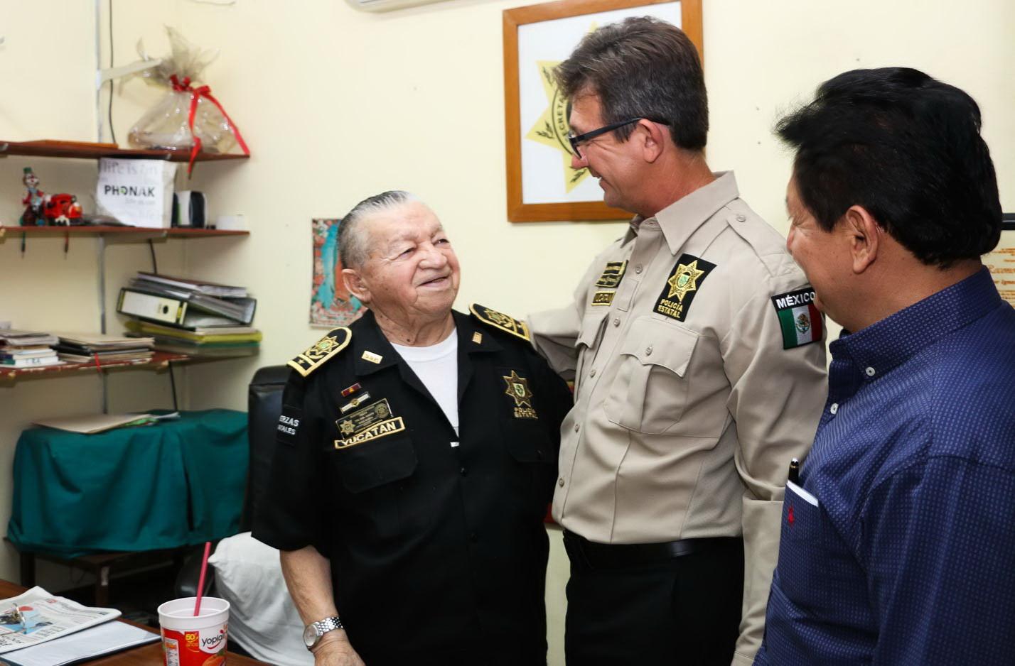 Martín Inurreta, nuevo director del Instituto de Formación Policial