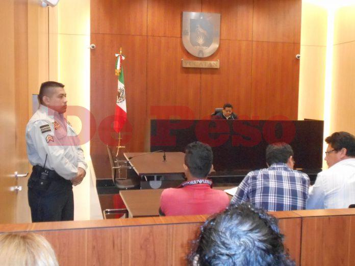 Prisión preventiva al asesino de Plaza Fiesta