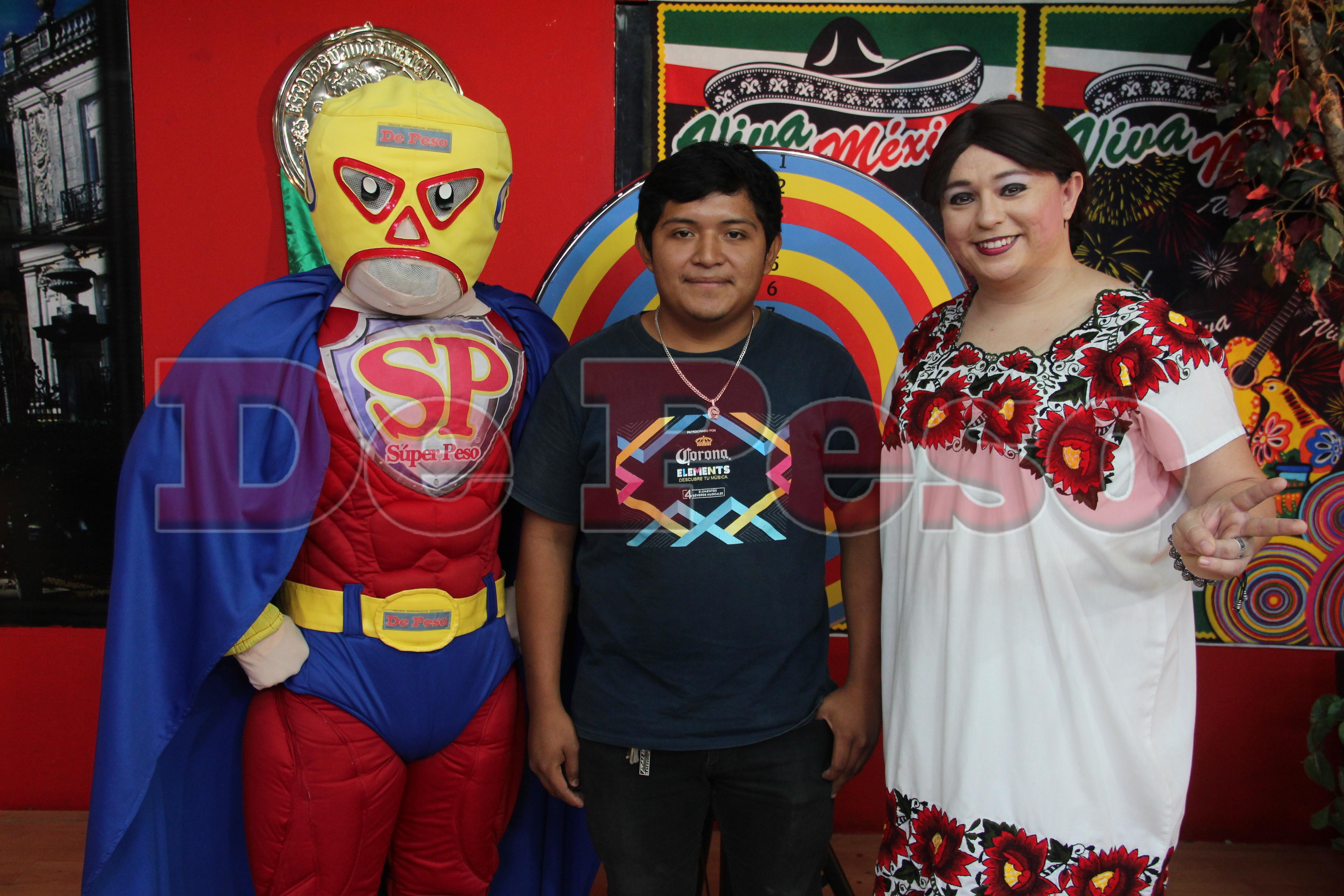 muchacho gana 50,000 pesos en concurso Tu casa con De Peso
