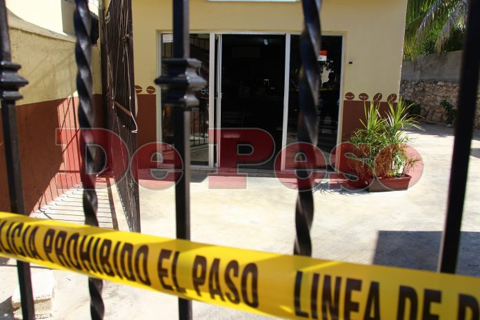 roban en cafetería en avenida Itzaes