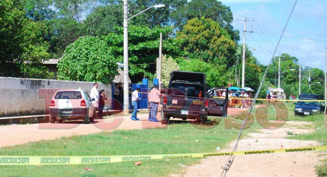 detienen a cuarteto que atacó a balazos a policías en Peto