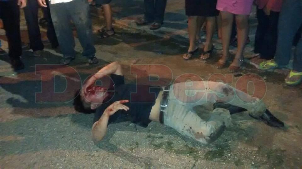 religiosos atacan a pareja por pleito legal de templo en Valladolid