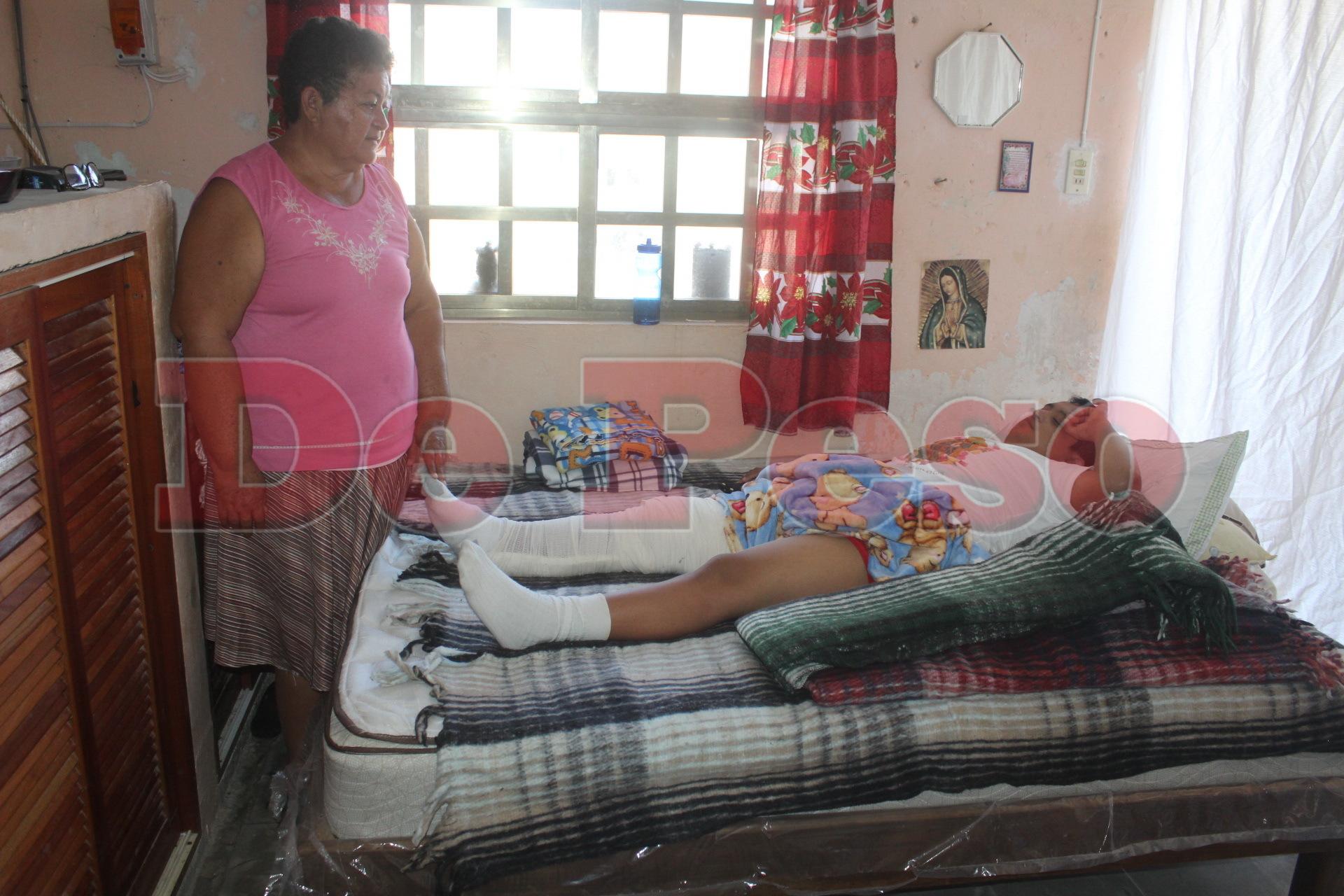 piden ayudar para operacion de Rey de Carnaval de Progreso