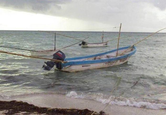 Pescadores sanos y salvos