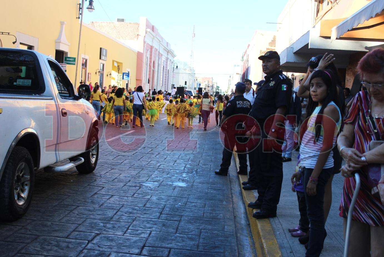 anuncian ciette de calles por Carnaval de Merida