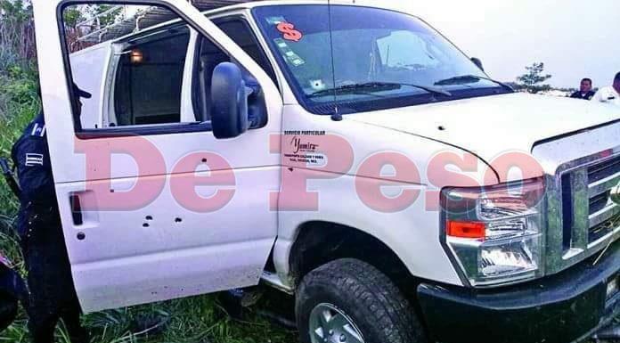 asalto armado contra empresario yucateco Rodrigo Azarcoya