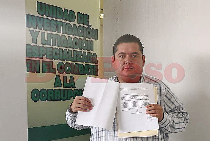 Denuncia a alcalde de Tekax por mega deuda
