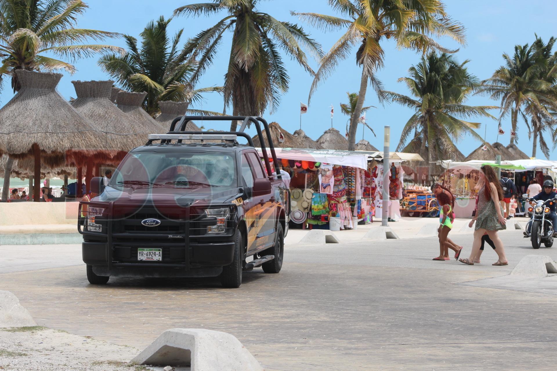 saldo final de operativo vacacional policiaco en Progreso