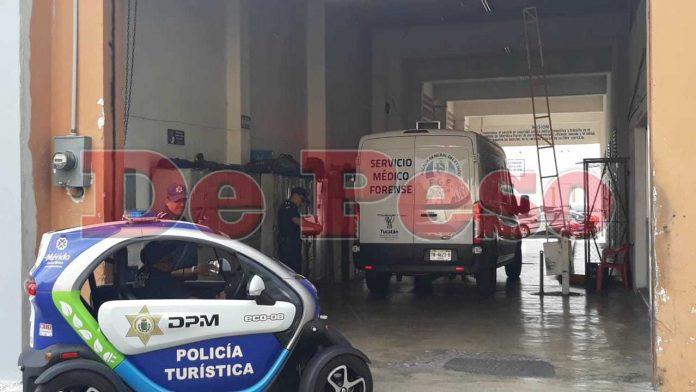 muere por infarto en celda de Policia Municipal de Mérida