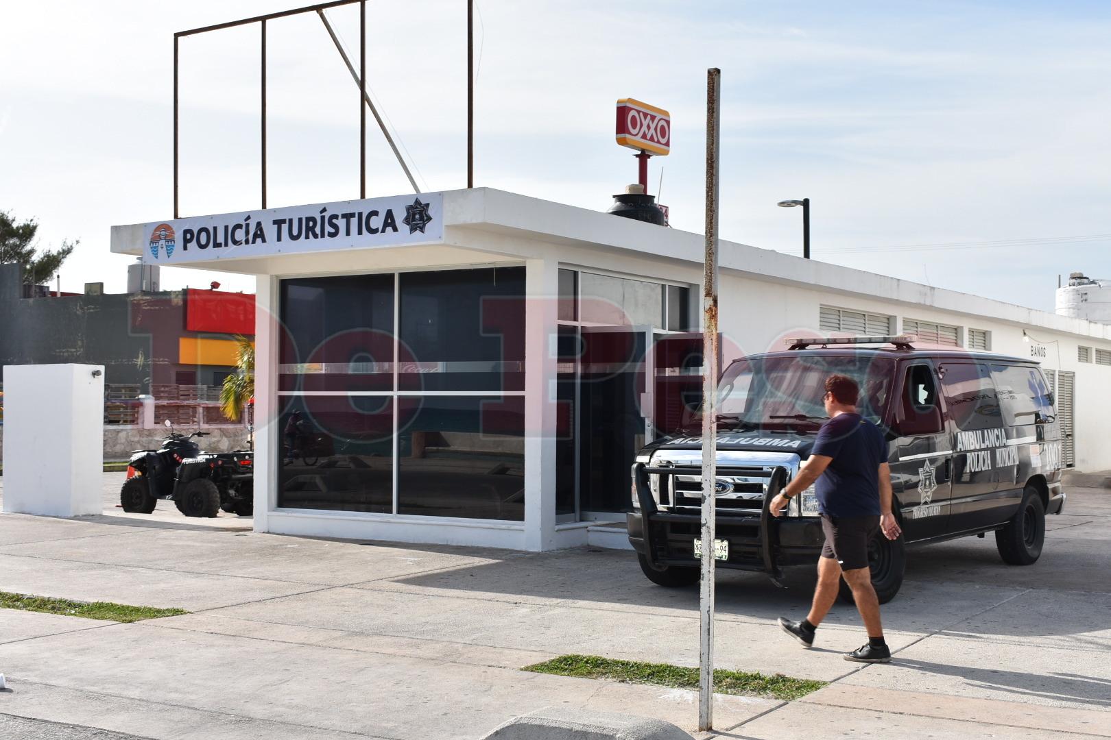 nueva Policía Turística en Progreso
