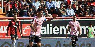 Necaxa saca un miserable empate 2-2 ante Atlas.