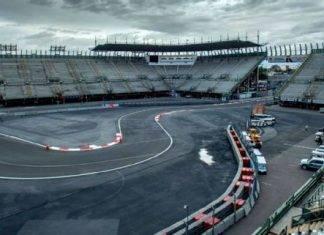 Ya ni siquiera a los corredores de F1 dejan pasar a la sede en México del Gran Premio.