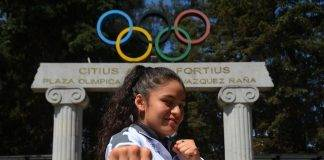 A base de golpes la mexicana Jennifer Carrillo destacó en los Juegos Olimpicos de la Juventud, en Argentina.