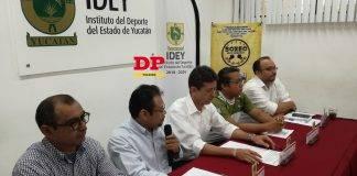 Este sábado inicia un torneo de box que abarcará seis municipios yucatecos.