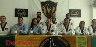 Este fin de semana habrá exámenes de tae kwon do para chavillos y chavillas en Mérida.