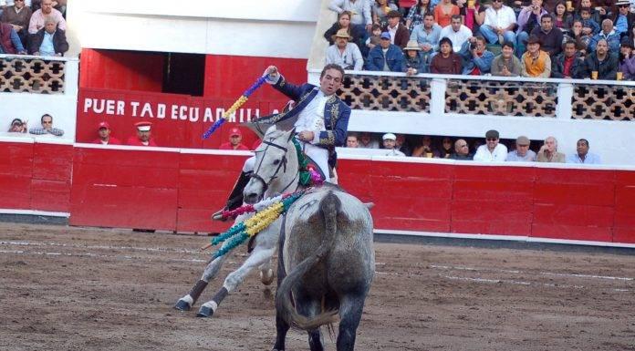Jorge Hernández Garate tendrá que suplir al rejoneador español Andy Cartagena.