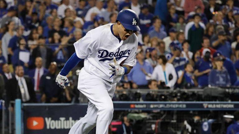Dodgers ganaron el tercer juego de la Serie Mundial, en la que van 1-2 debajo de Red Sox.