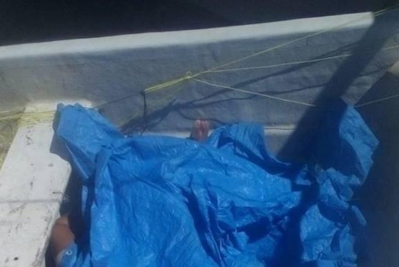 Un pescador clandestino, buscador de pepino de mar, murió a sus 18 años de edad en aguas de Dzilam.