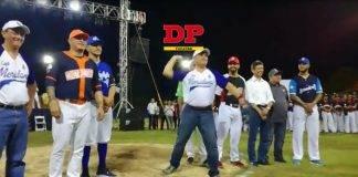 Con seis equipos, esta noche fue inaugurada la Liga Meridana de Beisbol.