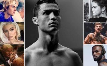 Cristiano Ronaldo podrá ser la persona más popular de mundo en redes sociales, pero Kylie Jenner y Selena Gomez aún ganan más dinero que él en cuestión de Instagram.