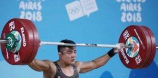 El yucateco Mauricio Canul, nacido en Dzibikak ganó bronce en Juegos de la Juventud.