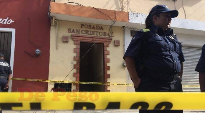 hallan muerto en hotel de paso en Mérida