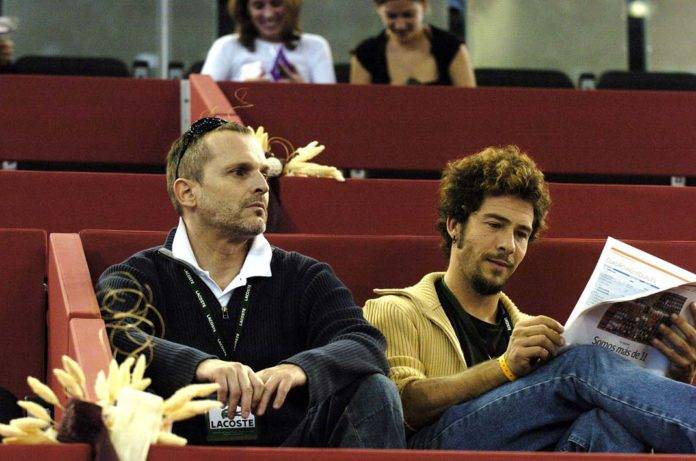 Nacho Palau ya no quiere arrejuntarse con Miguel Bosé.