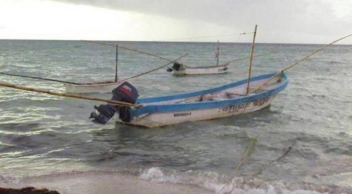 Un turista del centro del país encontró la muerte en aguas de Sisal.