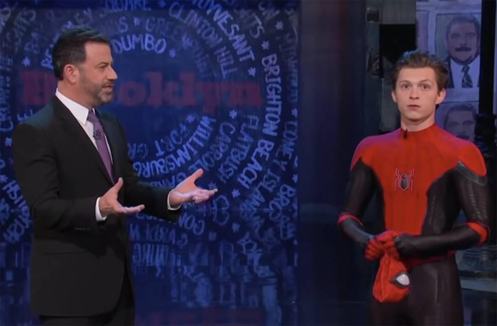 El Hombre Araña estrena traje para su siguiente película