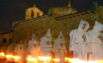 Enigmas: siguió a la procesión mortal y se llevaron su alma