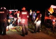 Camioneta 'fantasma' dejó pa'l arrastre a dos hermanos de Seyé