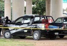 Muere en unidad policiaca al ser trasladado a hospital de Mérida