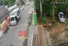 Video pone en evidencia a ciclista ratero en Hunucmá