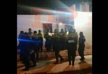 Desconocidos incendiaron una casa en Piedra de Agua, Umán (video)