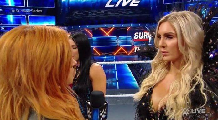 Becky Lynch se fracturó en la mera jeta y no podrá partírsela a Ronda Roussey.