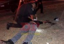 Motociclista ebrio pierde la vida en la entrada a Umán
