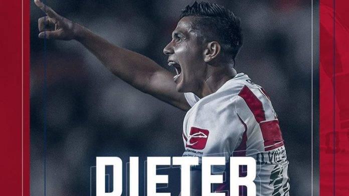 Dieter Villalpando es el primer refuerzo de Chivas