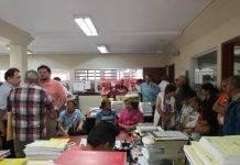 Defraudados de Crecicuentas 'evitan' liberación de los acusados