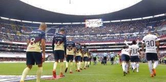 América y Pumas se han encontrado varias veces en semifinales