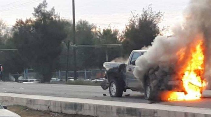 Balacera entre bandas rivales en Sonora. Hay dos muertos (video)