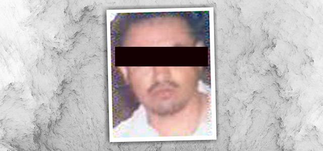 """Eleazar Medina Rojas, alias """"El Chelelo"""", fue arrestado por una 'vacilada'."""