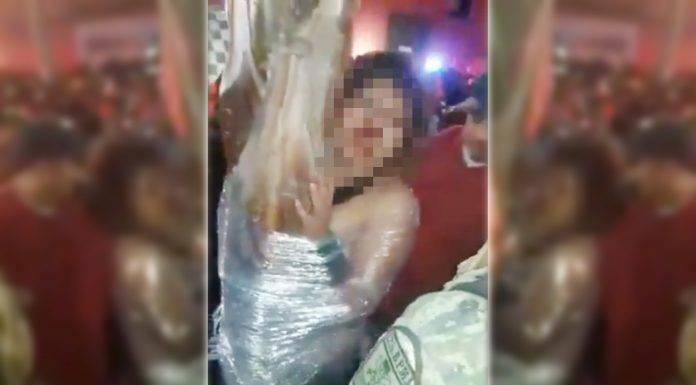 Intentan linchar a mujer acusada de robar a una bebé