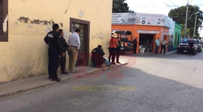 Reportan secuestro en Motul, pero era un simple pleito