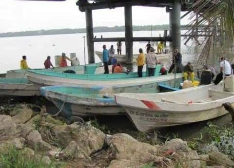 Uno de los cuerpos fue hallado frente a las playas del municipio de Cárdenas. Esta mañana encontraron los otros dos cadáveres en un sitio cercano.