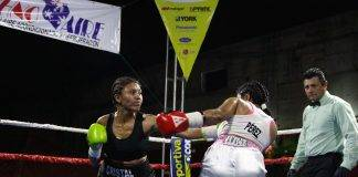 Kristal Solís (izq.) se enfrentará a Jéssica Basulto en uno de los pleitos de semifondo.