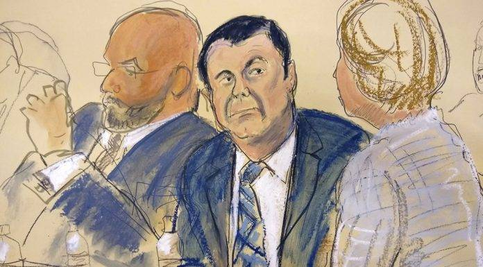 Testigo afirma que el Chapo pagó 100 millones de dólares a Peña Nieto